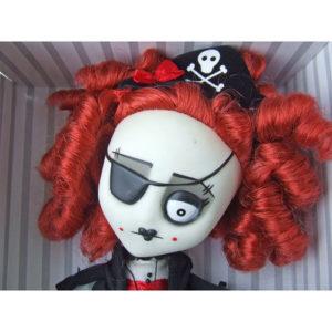 muñeca panzy pirata