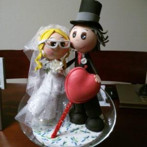 fofucha_pareja_novios boda