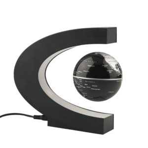 lampara magnética flotante levitación