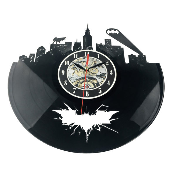 reloj gotham batman de pared