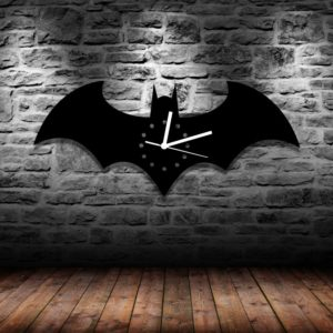 reloj pared batman grande