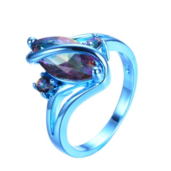 anillo arcoiris calidad