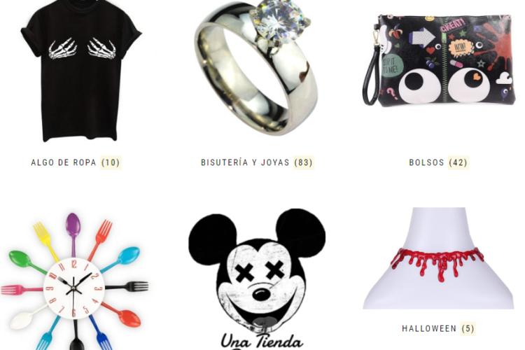 Nuevas categorías en nuestra tienda online
