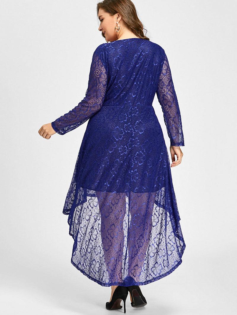 Vestido de fiesta azul estrellado | Una tienda diferente
